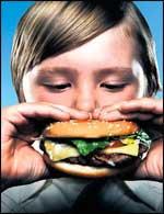 Gyermekkori elhízás problémái